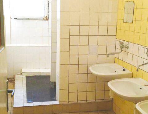 Работа в Чехии ванная комната в общежитие