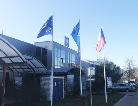 На работу в Чехию