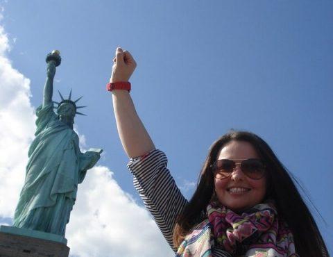 Статуя Свободы, Нью Йорк, США