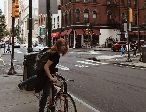 Город лучше узнавать на велосипеде