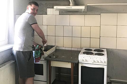 Практика в Чехии