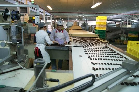 Практика в Чехии на фабрике