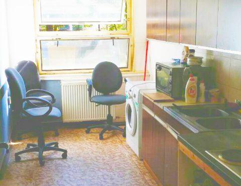 Работа в Чехии общежитие кухня