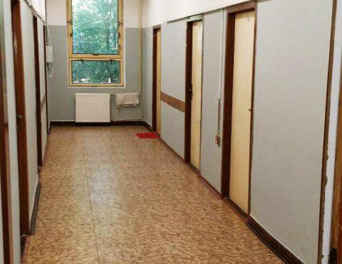 Работа в Чехии общежитие, коридор