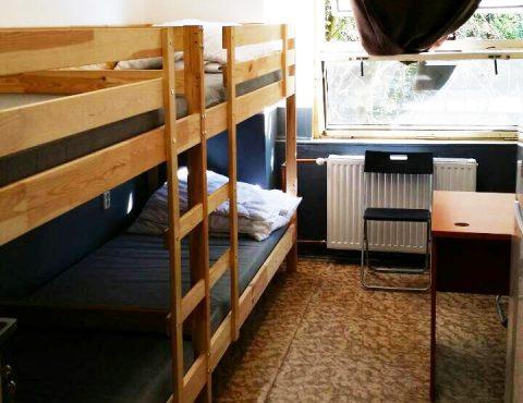 Работа в Чехии комната в общежитие