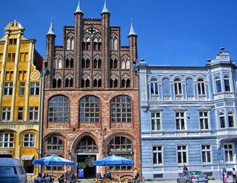 Студенты стажируются в Германии