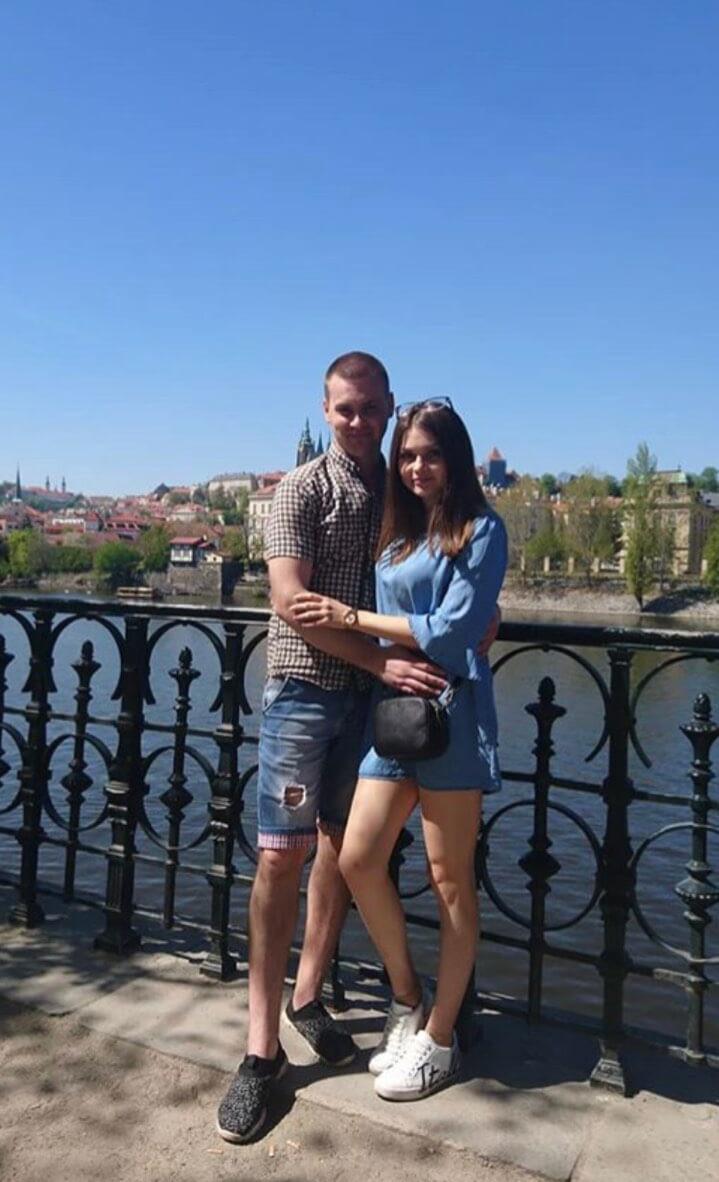 Работа в Чехии