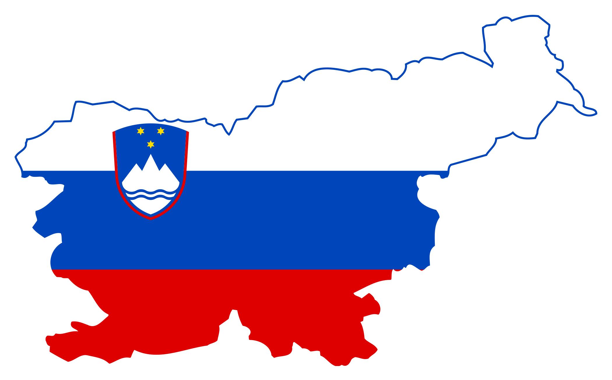 Работа в Словении